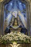 La索莱达,巴达霍斯市的受护神的圣母玛丽亚 免版税库存图片