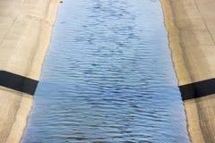 LA河 库存照片