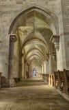 La abadía cisterciense en Belapatfalva Fotos de archivo libres de regalías