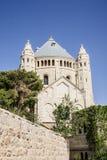 La abadía de Dormition Fotos de archivo libres de regalías