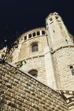 La abadía de Hadia Maria Sion Fotografía de archivo