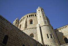 La abadía de Hadia Maria Sion Imagenes de archivo