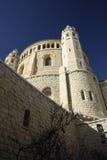 La abadía de Hadia Maria Sion Foto de archivo libre de regalías