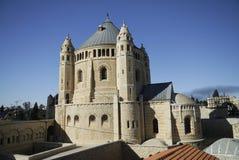 La abadía de Hadia Maria Sion. Foto de archivo libre de regalías