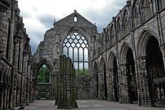 La abadía de Holyrood, Edimburgo, Escocia Fotografía de archivo