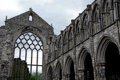 La abadía de Holyrood, Edimburgo, Escocia Imagen de archivo libre de regalías