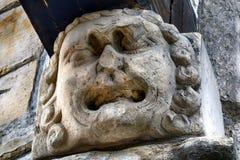 La abadía de Holyrood, Edimburgo, Escocia Foto de archivo libre de regalías