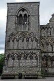 La abadía de Holyrood, Edimburgo, Escocia Imagenes de archivo