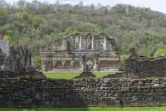 La abadía de Rievaulx, North Yorkshire amarra, North Yorkshire, Inglaterra Imágenes de archivo libres de regalías
