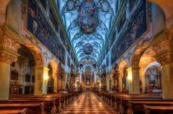 La abadía de San Pedro Foto de archivo