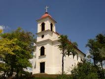 La abadía de Tihany Imágenes de archivo libres de regalías