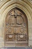 La abadía del baño en Inglaterra Imagen de archivo