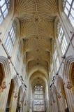 La abadía del baño en Inglaterra Fotos de archivo libres de regalías