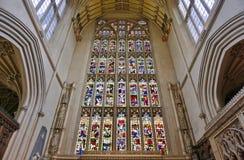 La abadía del baño en Inglaterra Fotografía de archivo