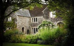 La abadía del buckland de la casa de la sidra Fotografía de archivo