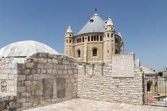 La abadía del Dormition Imagen de archivo