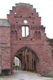 La abadía histórica de Arbroath en Escocia, Gran Bretaña Fotos de archivo