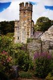 La abadía vieja del buckland de la casa Imágenes de archivo libres de regalías