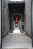 La academia del clan de Chen foto de archivo