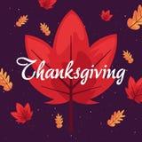 La acción de gracias feliz celebra libre illustration