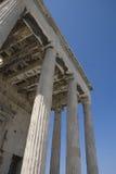 La acrópolis Fotografía de archivo