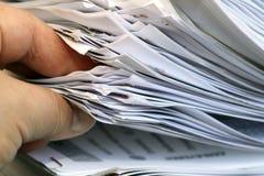La administración Imágenes de archivo libres de regalías