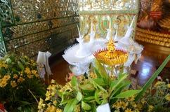 La adoración del imgame de Buda Imagenes de archivo