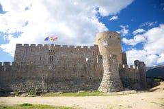La Adrada castle Stock Images