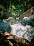 La agua que nos cubre Royalty Free Stock Photography