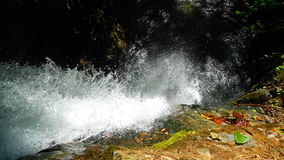 La-agua que nrs. cubre Royalty-vrije Stock Foto