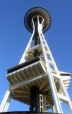 La aguja del espacio en Seattle Foto de archivo libre de regalías