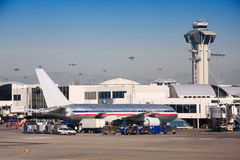 LA Air port Stock Photography