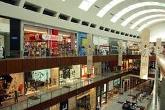 La alameda de Dubai Fotografía de archivo