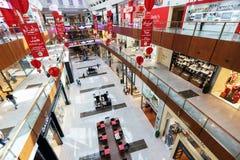 La alameda de Dubai Imágenes de archivo libres de regalías