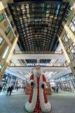 La alameda del ` del centro comercial del ` de Berlín en Leipziger Platz Fotografía de archivo