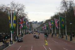 La alameda, Londres imagen de archivo