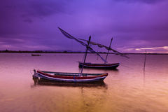 La Albufera lake (Valencia,Spain) Royalty Free Stock Photo
