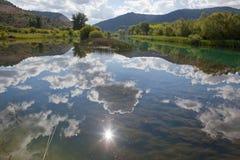 La Alcarria landscape Royalty Free Stock Photo