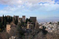 La Alhambra Stock Images