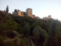 La Alhambra Lizenzfreie Stockfotografie
