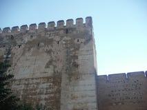 La Alhambra, Granada de Torre de Fotografía de archivo libre de regalías