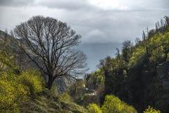 La Alpujarra, Andalusia Fotografia Stock