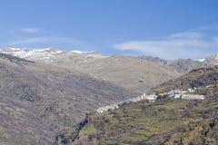 La Alpujarra, Spagna Fotografie Stock Libere da Diritti