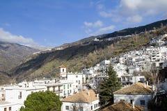 La Alpujarra, Spagna Immagini Stock