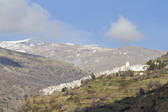 La Alpujarra, Spagna Fotografia Stock