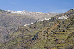 La Alpujarra, Spain Royalty Free Stock Image