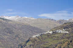 La Alpujarra, Spain Royalty Free Stock Photos
