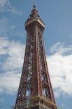 La alta torre Imágenes de archivo libres de regalías