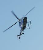 La ambulancia aérea después de quita Imagenes de archivo