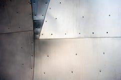 La anatomía del metal Fotos de archivo